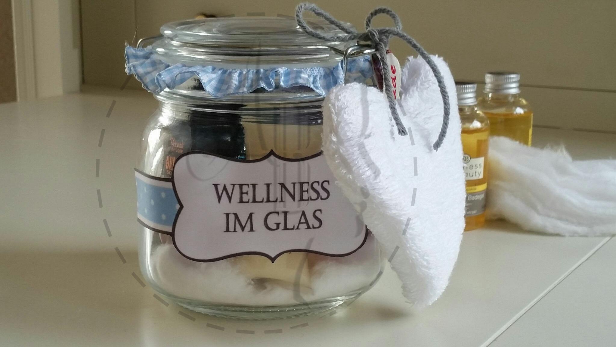 Geschenk Wellness Basteln Dansenfeesten