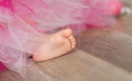 kleiner Fuß