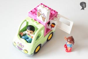 Lego Duplo Eiswagen