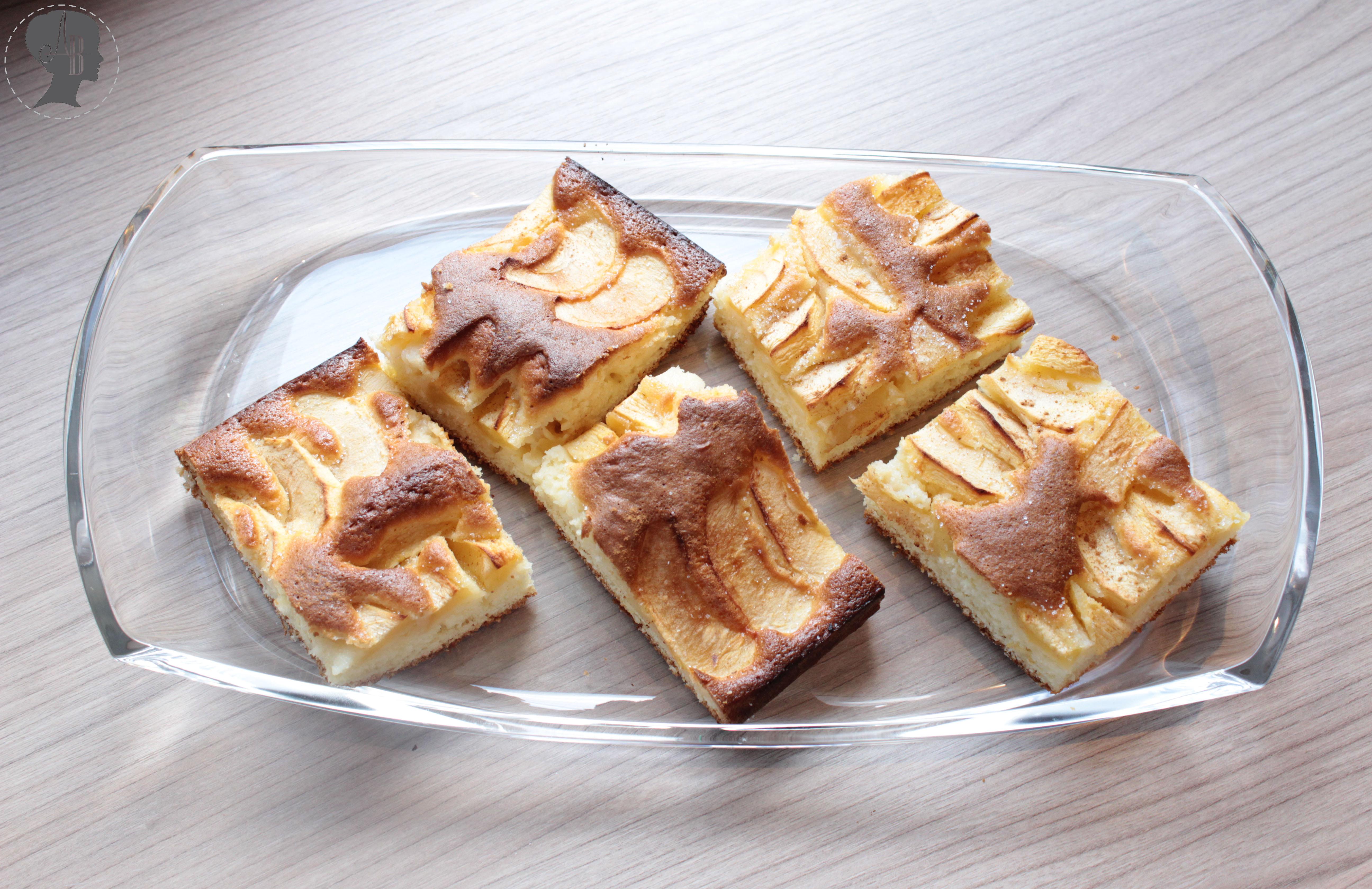 apfelkuchen einfach