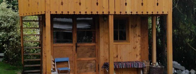 Leben Mit Kindern: Unsere Nacht Im Baumhaus