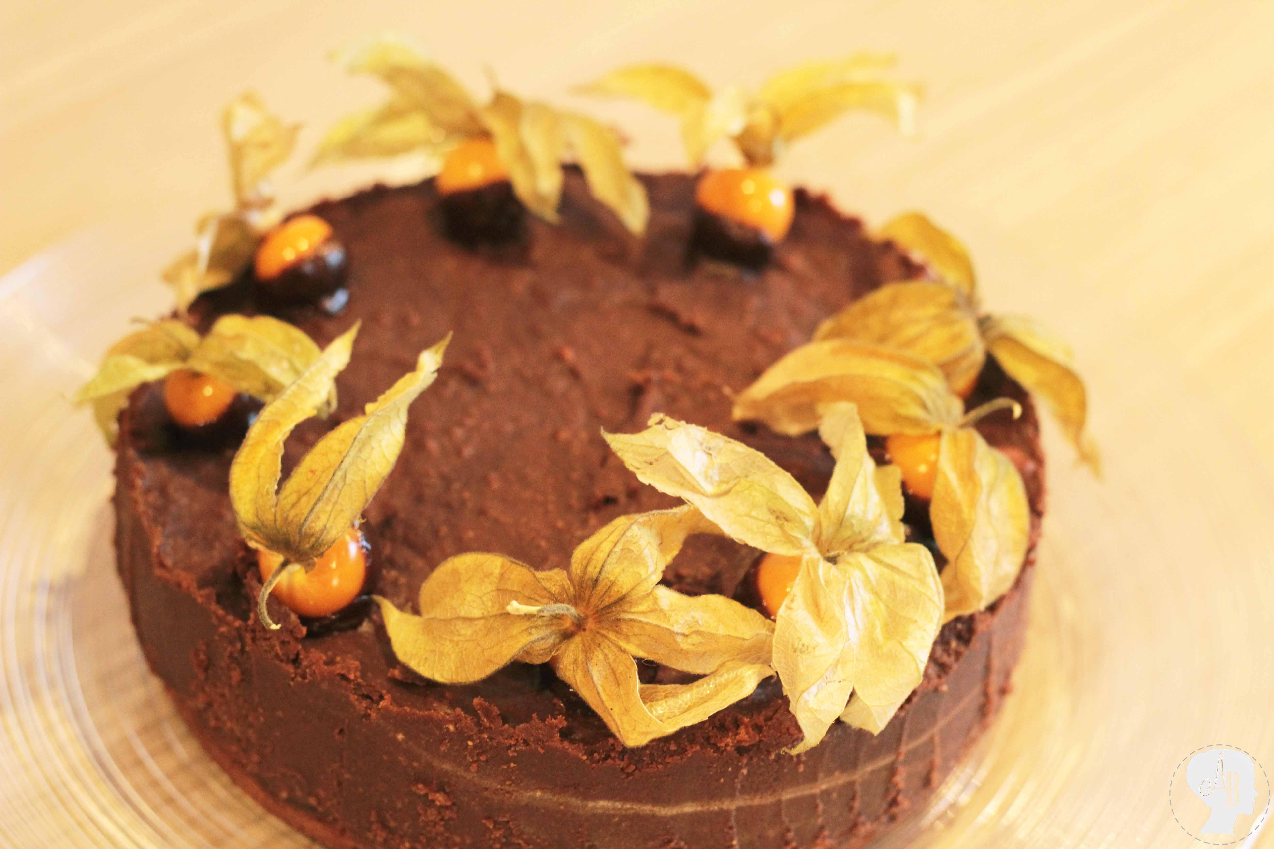 Schoko-Trüffel-Torte