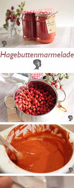 hagebuttenmarmelade kochen