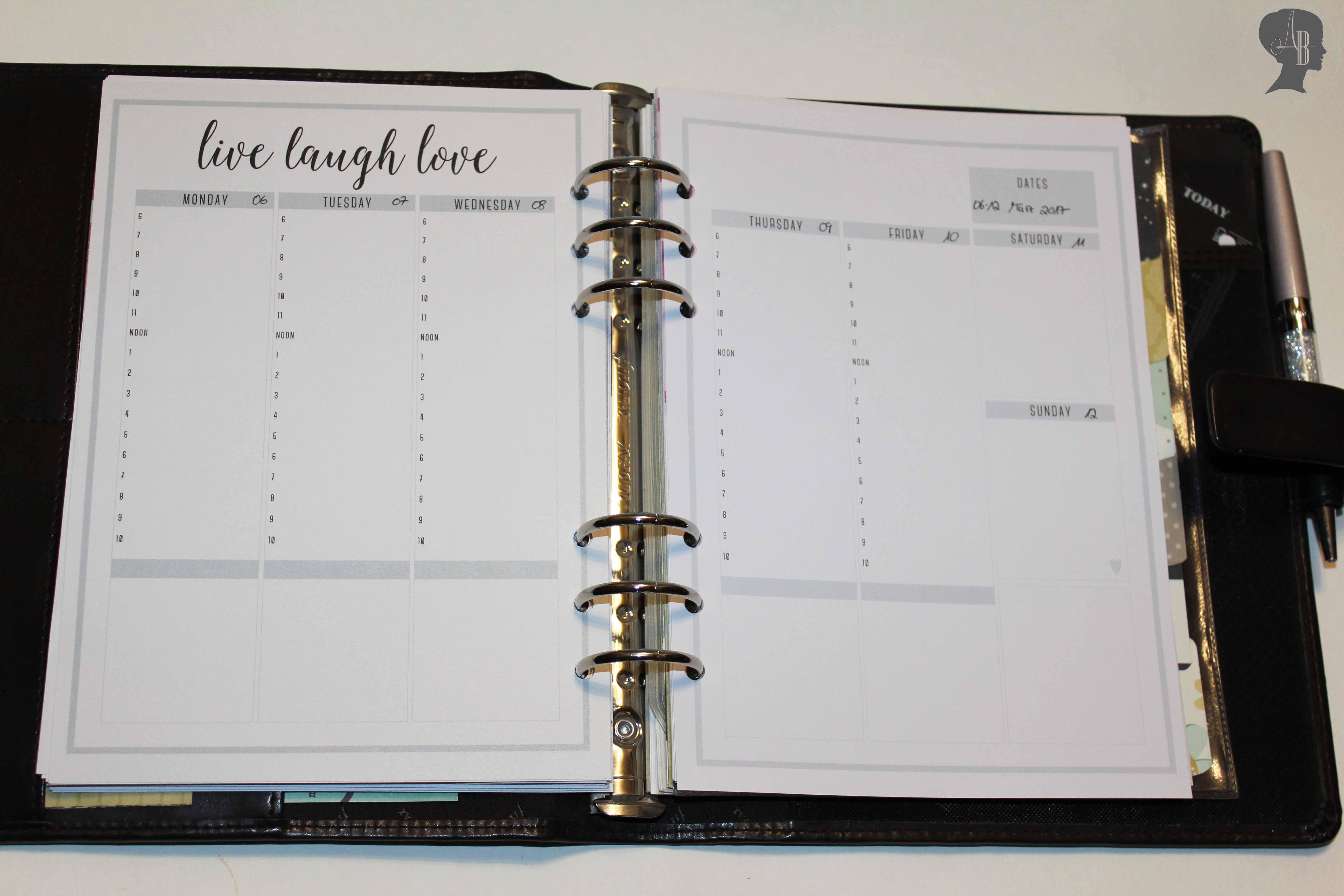 Kalender zum Drucken