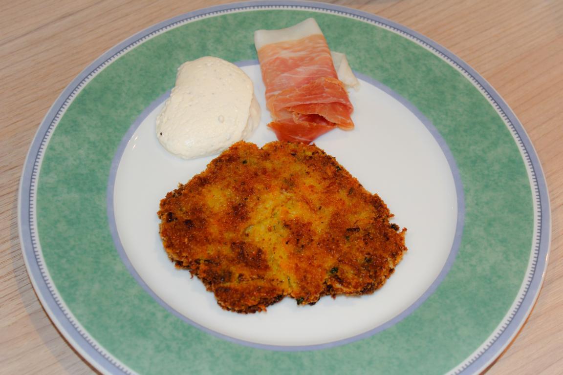 Kartoffel-Brokkoli-Rösti