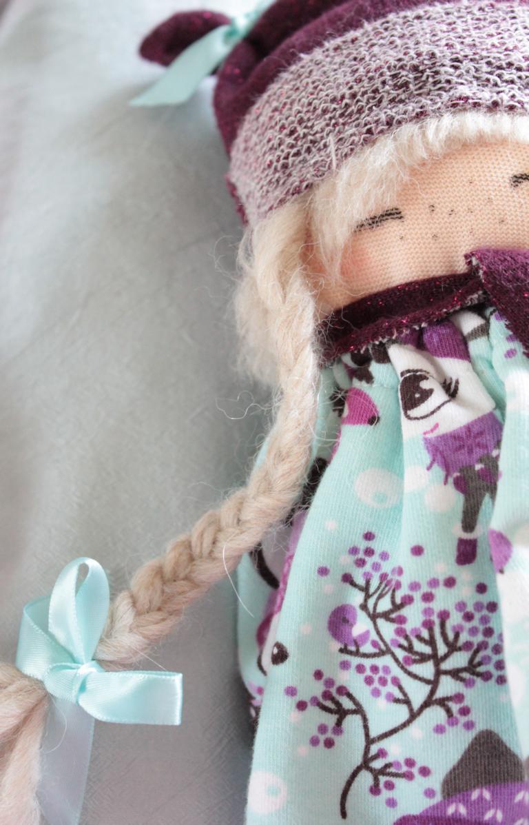 Puppe selber nähen
