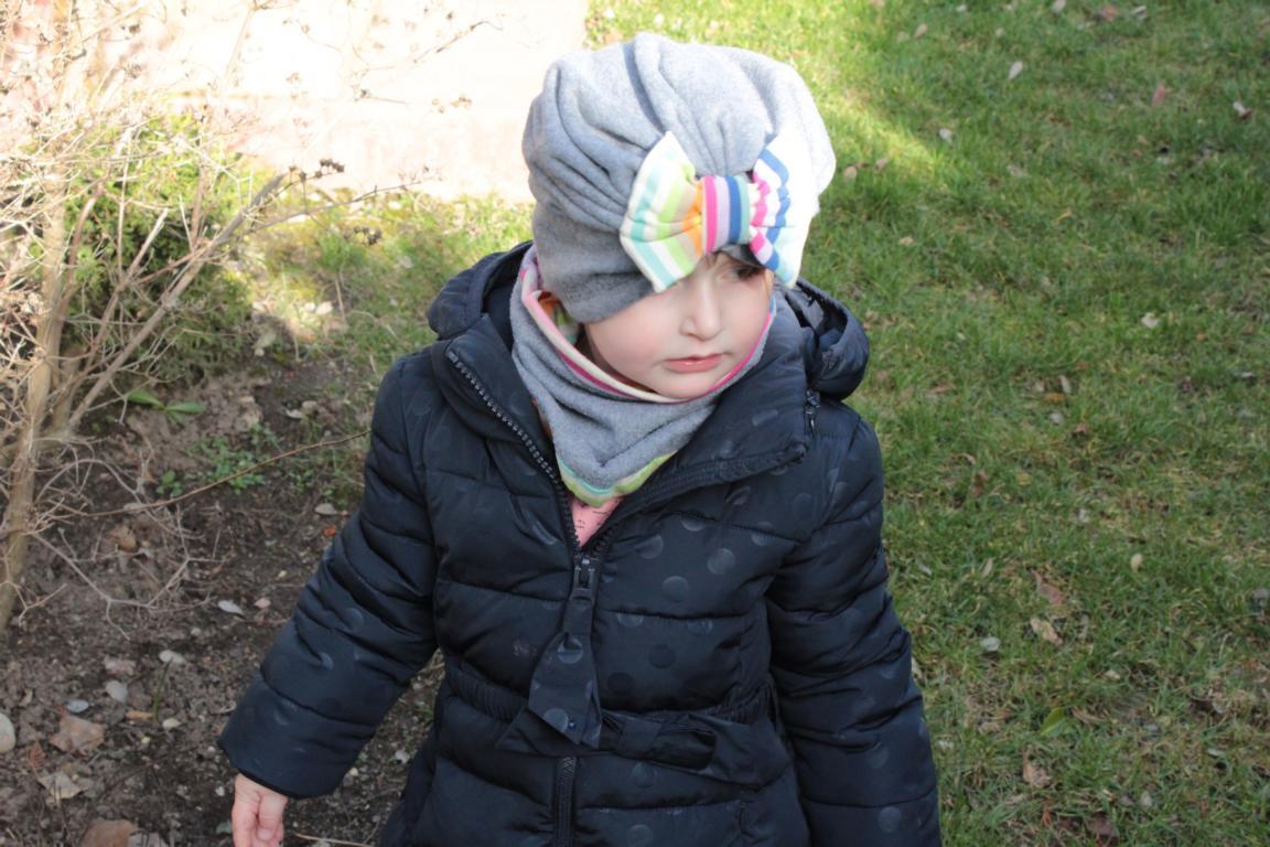 Turbanmütze für Kinder
