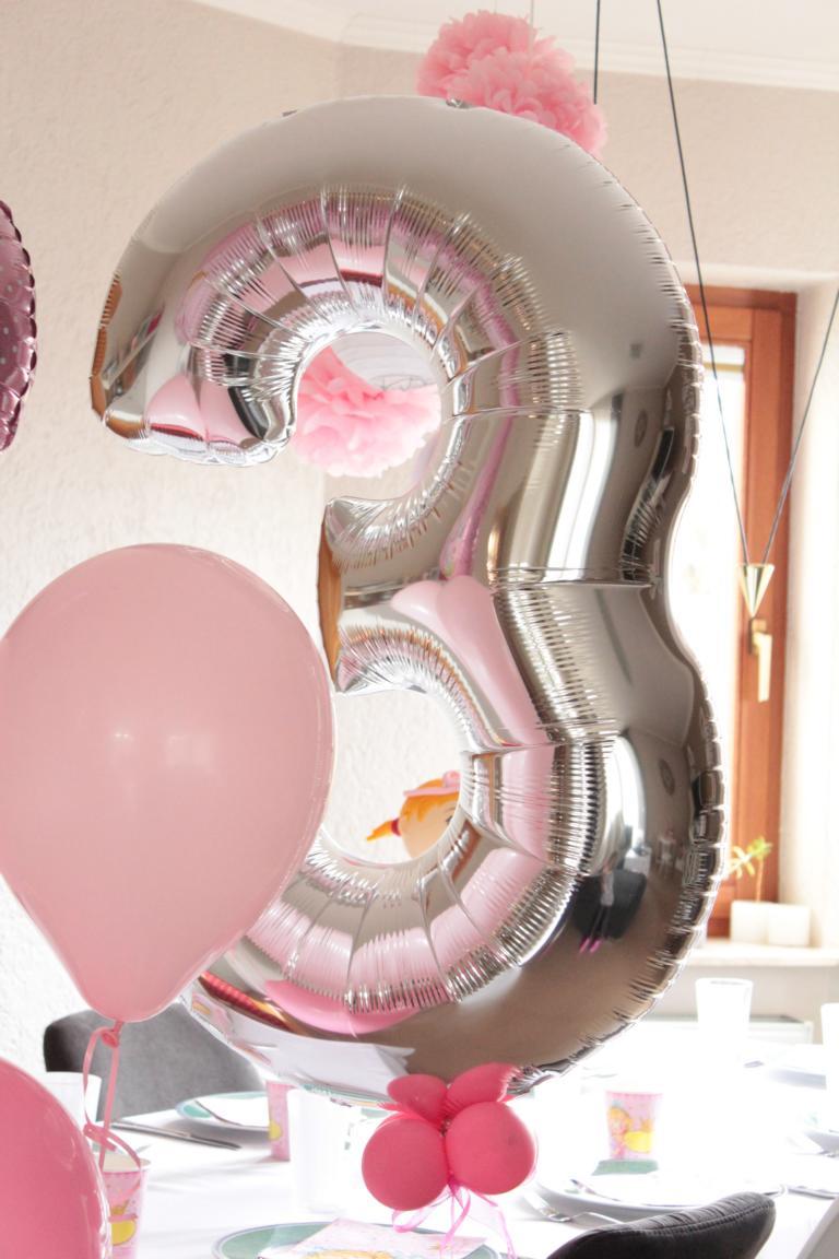 dritter Geburtstag
