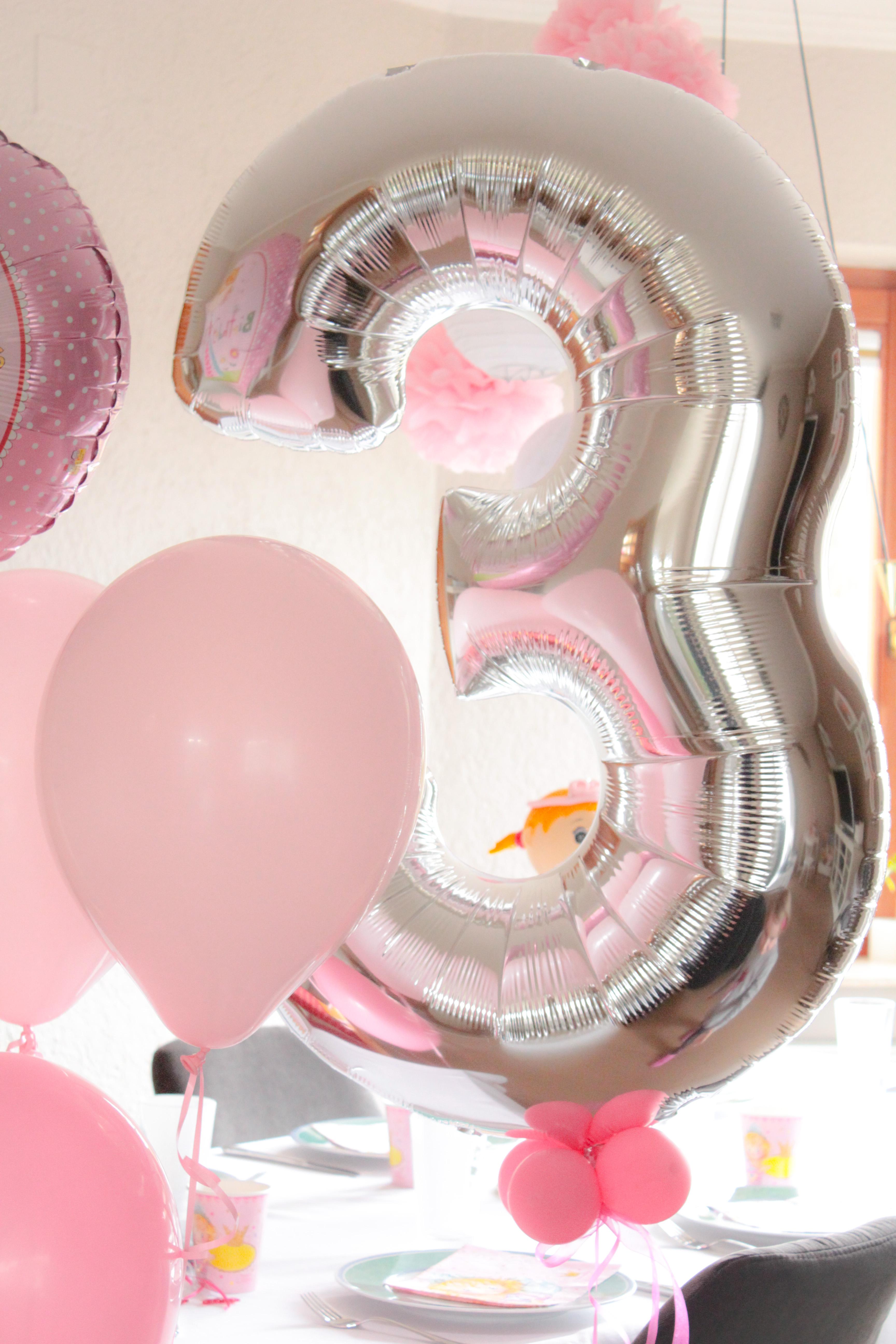 Geburtstagsdeko