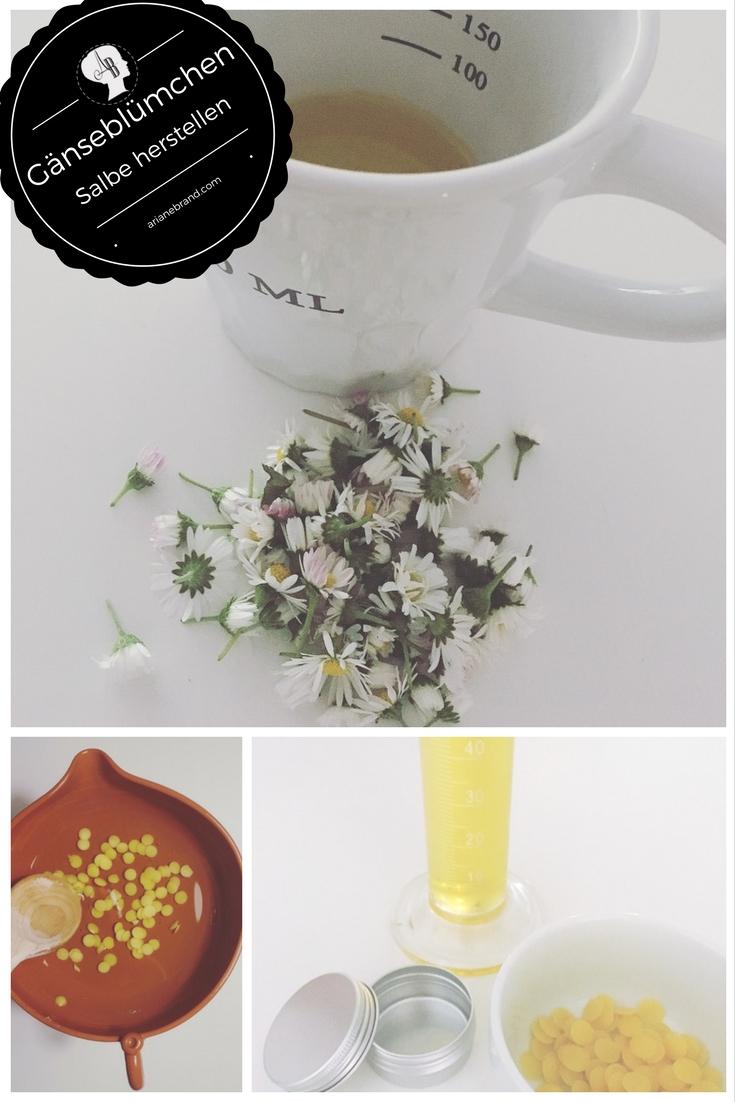 gänseblümchensalbe