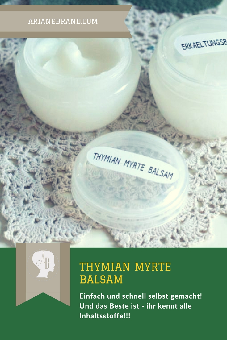 Thymian Myrte Balsam