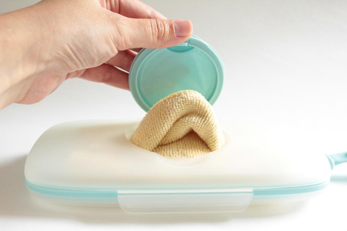 Feuchttücher selber machen
