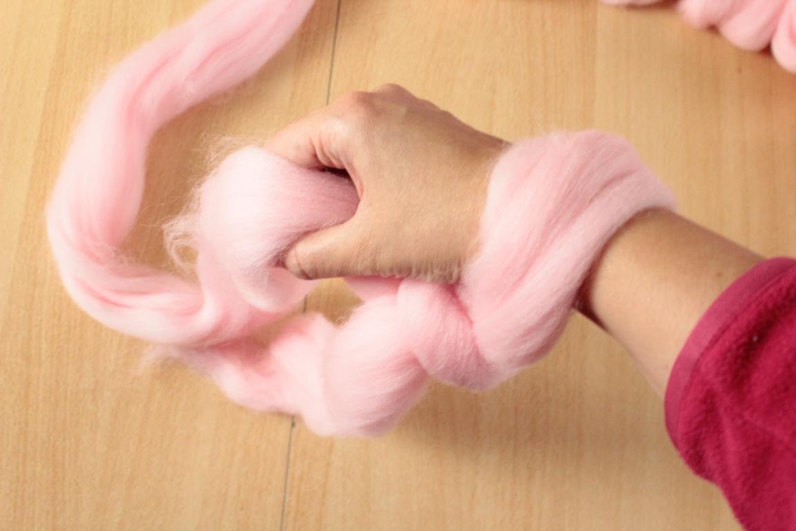 Handstricken